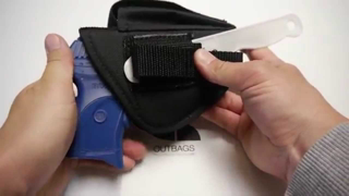 Adjusting the Thumb Break of Your Holster | Outbags USA